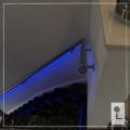 Illunox-blauw-besturing-kwart-trap