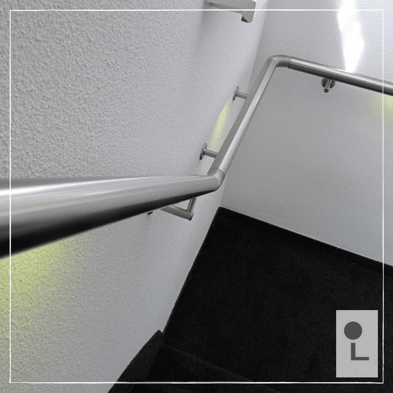 Trapleuning met verlichting - Lumigrip