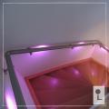 MultiColour-Gebogen-leuning-bocht-verlichting