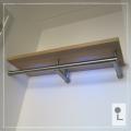 rvs-kapstok-cordoba-LED-hout