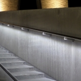 RVS trapleuning met LED in Tilburg