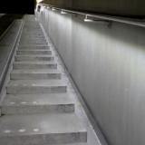 Trapverlichting station Tilburg met ILLUNOX