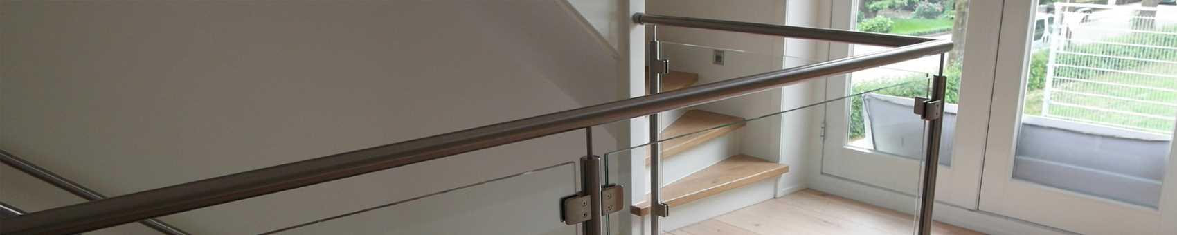 Glazen balustrade: ruimtelijk en minimalistisch!   lumigrip