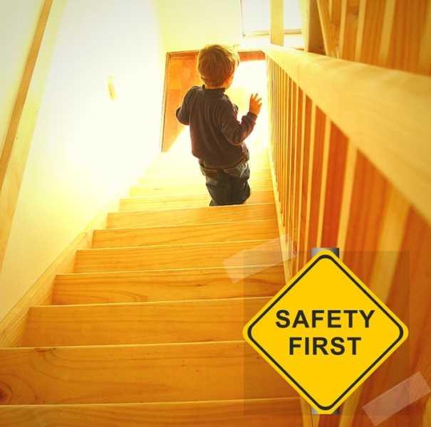 Veiligheid op de trap