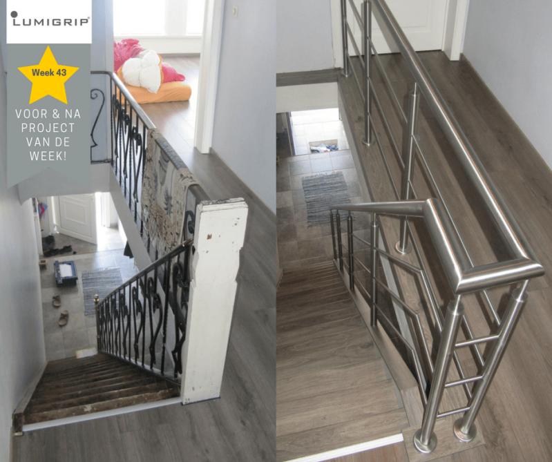 balustrade-overloop-rvs-renovatie