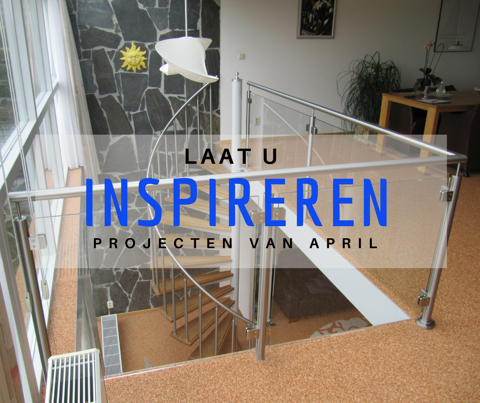 Project van de week – APRIL
