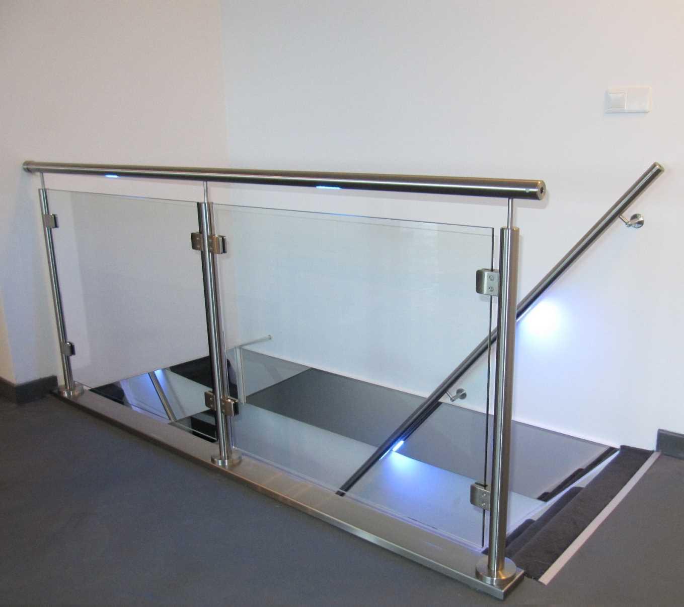 glazen-balustrade-led-verlichting - Lumigrip